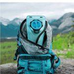 2 litres Hydratation Portable RIOGOO Poche a Eau de Sport Pour Utilisation en Extérieur de la marque image 5 produit