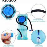 2 litres Hydratation Portable RIOGOO Poche a Eau de Sport Pour Utilisation en Extérieur de la marque image 2 produit