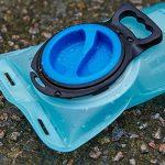 2L Hydratation de la Vessie Poche à Eau Réservoir d'eau pour Escalade Camping vélo de la marque image 3 produit