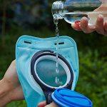 2L Hydratation de la Vessie Poche à Eau Réservoir d'eau pour Escalade Camping vélo de la marque image 6 produit