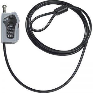 ABUS Combiloop 205/200 52523-0 Antivol câble à code de la marque image 0 produit