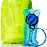 Aquabourne Moel 30 Vert - Sac à dos de 30L avec poche a eau intégrée - Parfait pour la randonnée - garantie 3 ans de la marque image 5 produit