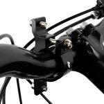 BV Adaptateur en métal pour porte-bidon fixation sur le guidon de vélo support bouteille bidon gourde pour velo de la marque image 3 produit