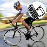 Cages à bouteilles d'eau , iRegro 2 Packs Bike Bicycle Alliage Aluminium Léger Porte-bouteilles d'eau Cage Supports de la marque image 6 produit