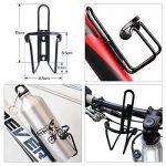 Cages à bouteilles d'eau , iRegro 2 Packs Bike Bicycle Alliage Aluminium Léger Porte-bouteilles d'eau Cage Supports de la marque image 2 produit