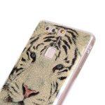 Coque Huawei P9, Chreey Ultra-mince Paillette Élégant Mignon Tempérament Doux Mode Téléphone Case Glitter TPU Silicone Souple Coque Etui de Protection Anti-rayures Couverture Arrière [tigre] de la marque image 2 produit
