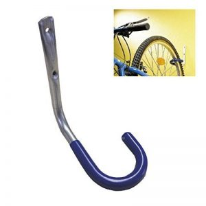 courbe Vélo de stockage de crochet 25kg de roue à fixation murale support vélo Garage Abri de jardin de la marque image 0 produit