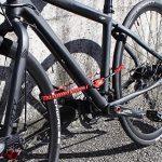 CROPS Pro Q4 Câble Antivol avec Combinaison - Mémoire de Forme : Revient à sa Forme Initiale - Pour Moto, Vélo, Valises, Snowboard, Skis et Casque de Moto de la marque image 1 produit