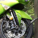 CROPS Verrou antivol Pro K4 Rydeen - Pour vélo, scooter ou moto - Sécurité optimale de la marque image 2 produit