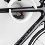 Cycloc Solo–Élégant support mural pour vélo Support de rangement–Plusieurs Options de couleur disponibles de la marque image 4 produit