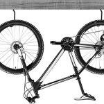Dancepandas 10xCrochets Vélo crochet de rangement Support,Heavy Duty Vélo Stockage Crochets Set(Capacité de charge 60 lbs/25 kg crochet de bicyclette) de la marque image 3 produit