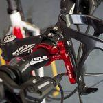 dsstyles Support vélo bouteilles d'eau aluminium Alloy Cycling Bouteille d'eau Cage Clamp Rack Mount pour guidon de vélo Mountain Road Bike de la marque image 3 produit