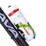 Elita One Carbon Porte-bidon pour vélo Support de bouteille 3 K brillant/mat bouteilles Cage de vélo Accessoires Vélo Bouteille d'eau Ultra léger de la marque image 2 produit