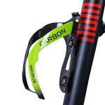 Elita One Carbon Porte-bidon pour vélo Support de bouteille 3 K brillant/mat bouteilles Cage de vélo Accessoires Vélo Bouteille d'eau Ultra léger de la marque image 1 produit