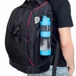 Elyseesen Bouteille d'eau portative 500mL BPA Bouteille d'éclairage de sport de plein air libre de fuite de la marque image 2 produit