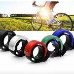 En Alliage D'aluminium De Vélo Vélo Bell Ring Corne Accessoires Mini Sonnette De Vélo Pour Guidon De Vélo VTT Vélo De Route de la marque image 1 produit