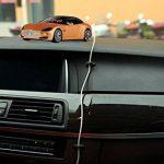 EX1 Auto Voiture USB Câble de Charge Support Crochet Organisateur Clip Accessoires (8 Pièces) de la marque image 3 produit
