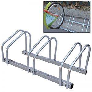 Fifth Gear® 2, 3, 4support vélo stationnement de sol ou support mural pour vélo Cycle de stockage de support de verrouillage de la marque image 0 produit