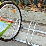 Fifth Gear® 2, 3, 4support vélo stationnement de sol ou support mural pour vélo Cycle de stockage de support de verrouillage de la marque image 2 produit