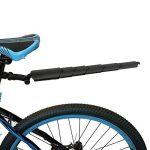 Garde-Boue, OUTERDO Garde-Boue Arrière de Vélo Aile VTT en Plastique Télescopable Protecteur Montage Rapide Ajustable Noir de la marque image 2 produit
