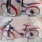 garde boue plastique vélo TOP 7 image 4 produit