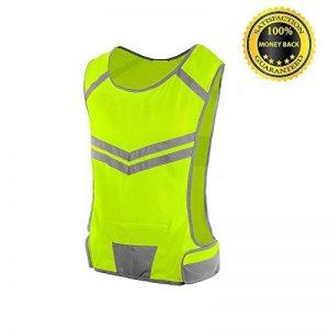 gilet fluorescent pour les cyclistes TOP 13 image 0 produit
