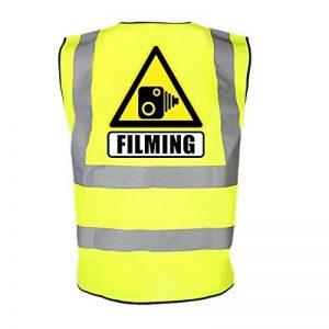 gilet fluorescent pour les cyclistes TOP 2 image 0 produit