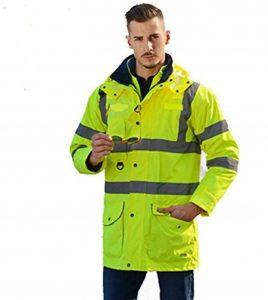 gilet fluorescent pour les cyclistes TOP 8 image 0 produit