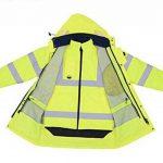 gilet fluorescent pour les cyclistes TOP 8 image 4 produit