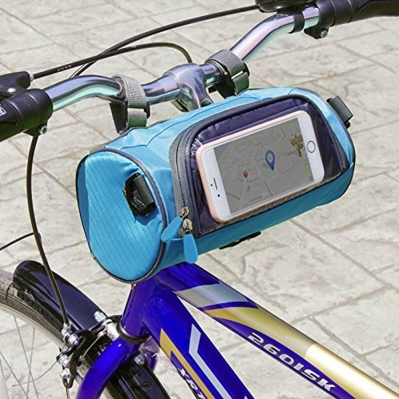 vélo Pedalpro bicyclette cycle grande selle siège Wedge sac /& qr support de montage