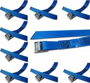 iapyx® Sangles de fixation avec fermeture rapide 10 unidades bleu de la marque image 0 produit