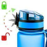 Ion8 - bouteille d'eau étanche / bouteille d'eau, sans BPA de la marque image 4 produit