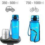 Ion8 - bouteille d'eau étanche / bouteille d'eau, sans BPA, 500 ml de la marque image 3 produit