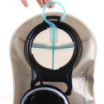 Kit de Nettoyage 4 en 1 avec 3 Brosses Ecouvillons Différent Cadre Pliable pour Tuyau Sac d'Hydratation Poche à Eau de la marque image 2 produit