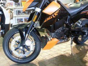 KTM 1190 Adventure (2013 Extension garde boue de la marque image 0 produit