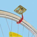 Lampa 40899Crochets de plafond pour vélos de la marque image 3 produit