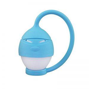 Lanterne de Camping,BRone Rechargeable d'éclairage Lampe Portable Idéal pour Campement Bivouac Pêche Randonnée de la marque image 0 produit
