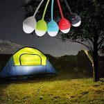 Lanterne de Camping,BRone Rechargeable d'éclairage Lampe Portable Idéal pour Campement Bivouac Pêche Randonnée de la marque image 3 produit
