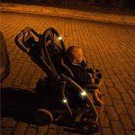 Lot de 10 brassards réfléchissants, sécurité réfléchissantes pour bras jambes vélo joggeur enfants cheval 30 x 3 cm de la marque image 6 produit