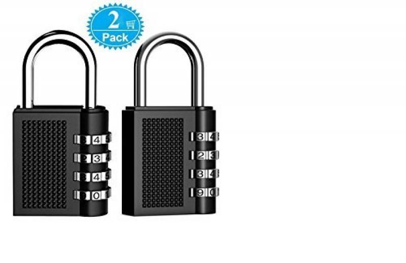 Blackspur BB-PD202 à 4 chiffres Long Manille Combinaison Cadenas de sécurité supplémentaire NEUF