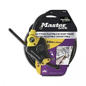Master Lock Câble Python de la marque image 0 produit