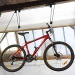Meister 9335800 Porte-vélo élévateur 20 kg de la marque image 1 produit
