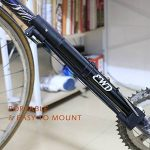 Mini pompe à vélo avec manomètre, EASTWILD Pompe à bicyclette pour Presta & Schrader Valve & Sports Ball, Aluminium Alliage Bike Floor Pump pour BMX, Route et Vélo de montagne de la marque image 5 produit