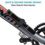 Mini pompe à vélo, légère et portable pour valves Presta et Schrader de la marque image 6 produit