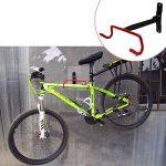 Mise à niveau Cycling Bike Storage Garage Boîtier rack Hanger Support Crochet en acier pour vélo vélo support mural de la marque image 1 produit