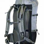 MONTIS LEMAN 45 - Sac à dos - Sac de randonnée - Trekking - Voyage - 45 L - 1300g de la marque image 3 produit