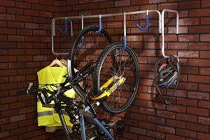 Mottez Porte-vélos mural pour 5 vélos de la marque image 0 produit