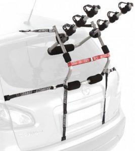 Mottez Porte-vélos à sangles 3 vélos Gris de la marque image 0 produit