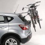 Mottez Porte-vélos à sangles 3 vélos Gris de la marque image 1 produit