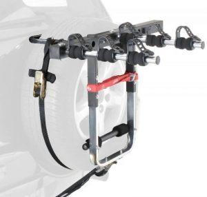 Mottez Porte-vélos à sangles 3 vélos Noir de la marque image 0 produit